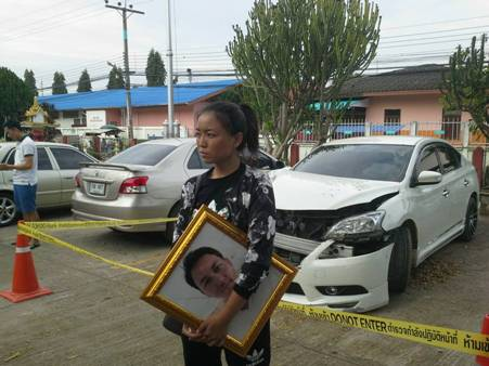 Bullet That Killed Chiang Rai Man at Road Checkpoint Came from Village Headmen