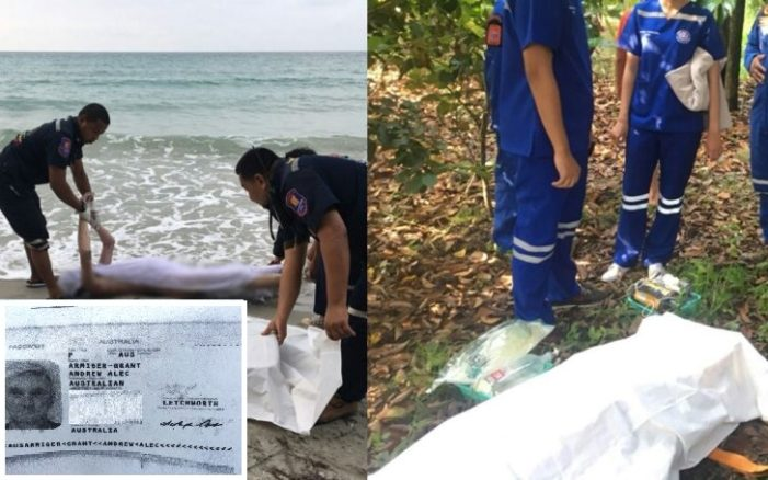 Thai Police Report Foreigner Found Dead on Rayong Beach Was Australian Tourist