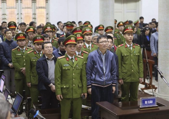 Vietnam Tries Former Oil Executives in Corruption Crackdown