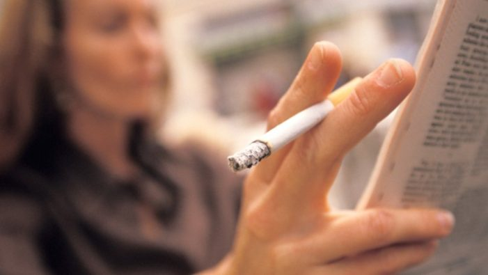 The Risk of Heart Attack Higher Even with Just One Cigarette a Day