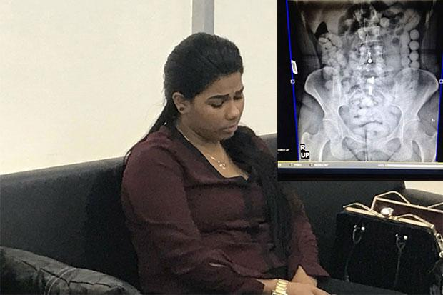 Brazilian Woman Arrested at Bangkok Airport With 60 Balloons of Cocaine in Her Stomach