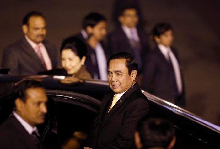 Thailand's PM Says Needs More Time in Office to Prepare for Elections