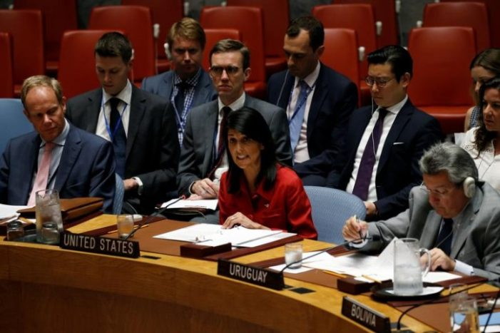 "US Tells Iran at United Nations ""The world will be Watching What You Do"""