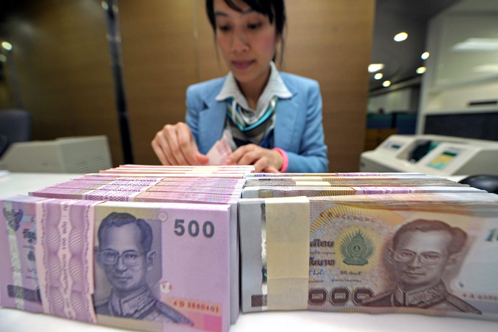 BOT, Bank of Thailand Leaves Key Interest Rate Unchanged at Record Low