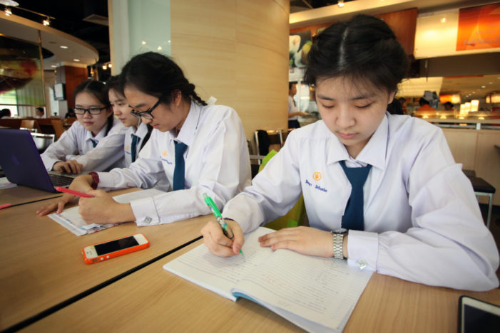 """Thai Prime Minister Orders a """"Reduction of Students Homework"""""""