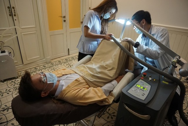 Penis Whitening Procedure New Growing Fad in Thailand