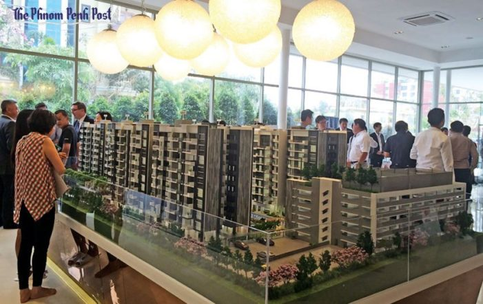 Chinese Investors Snapping Up Homes in Cambodia