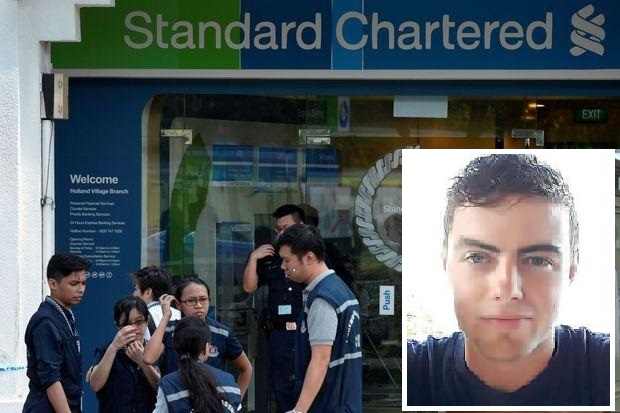 Singapore Seeking Extradition of Canadian Bank Robber Deported to Britain from Thailand