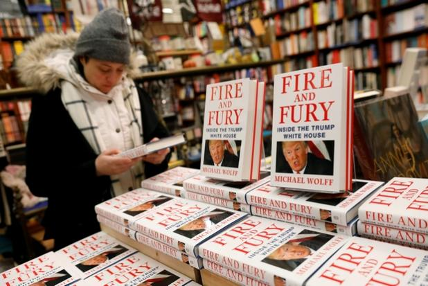 """Author of Highly Controversial Book """"Fire and Fury: Inside the Trump White House"""" Brags to BBC that Book Will End Trumps Presidency"""