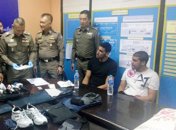 Two Israelis Arrested for Murder After Confessing They Were Paid to Kill Compatriot on Koh Samui