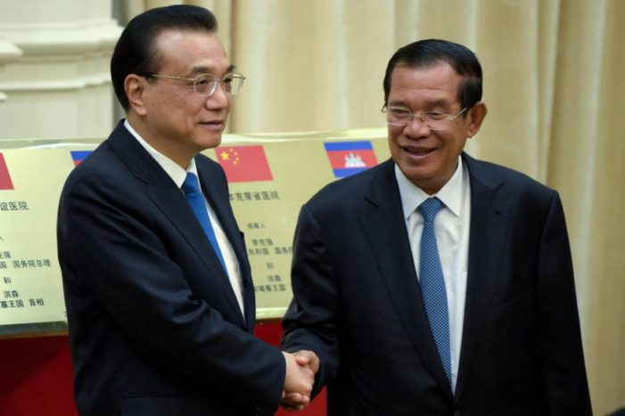 Eyeing Mekong Dams, China Lavishes Cambodia with Billions for New Infrastructure