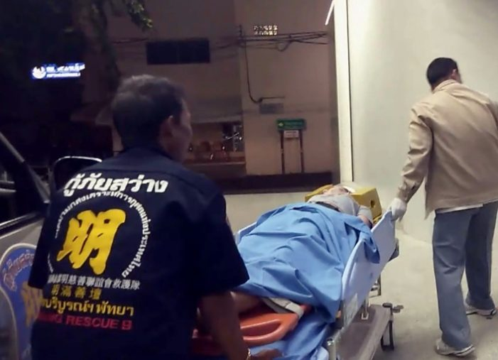 Russian Father and 17 Year-Old Daughter Fall from Pattaya Condo Balcony