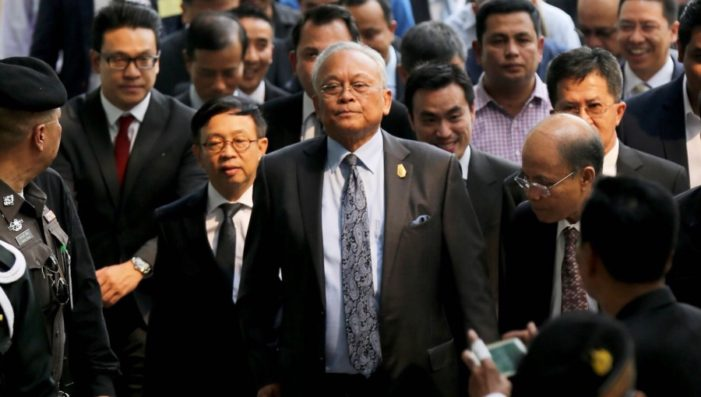 Suthep Thaugsuban Charged on Treason and Terrorism Charges Alongside 8 Democrat Politicians