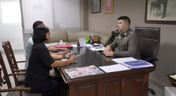 13 Year-Old Girl Raped by Her Grade 7 Teacher in Central Thailand