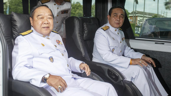 Thailand's Culture of Impunity for the Rich and Powerful Causes Backlash