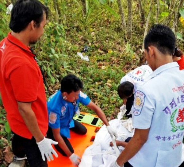 Thai Police Try to Find Identity of Foreigner Found Hung in Phuket Forest