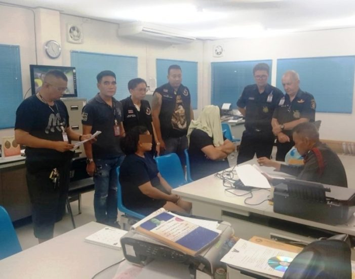 German Arrested in Central Thailand for Procuring Sex From an Underage Girl