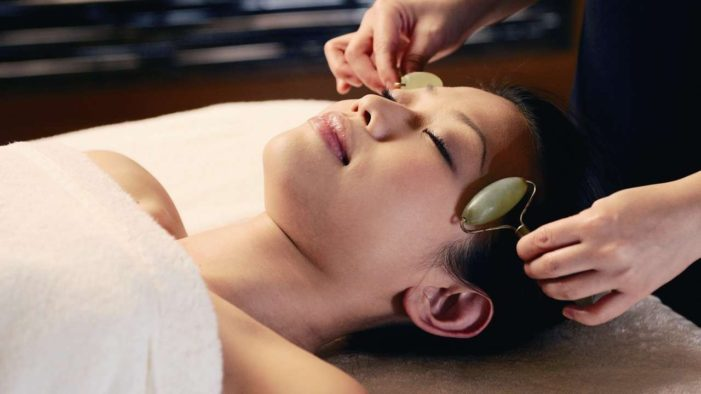 Try a Jade Roller to Boost your face this Chinese New Year