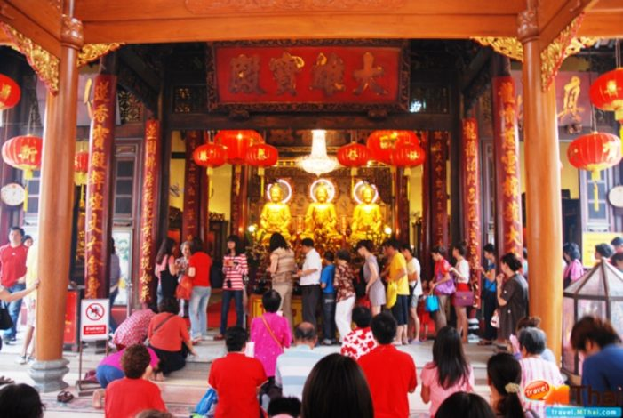 Chinese New Year Celebrated Nationwide in Thailand