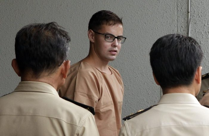Singapore Agrees Not to Cane Canadian Man Wanted for Bank Robbery