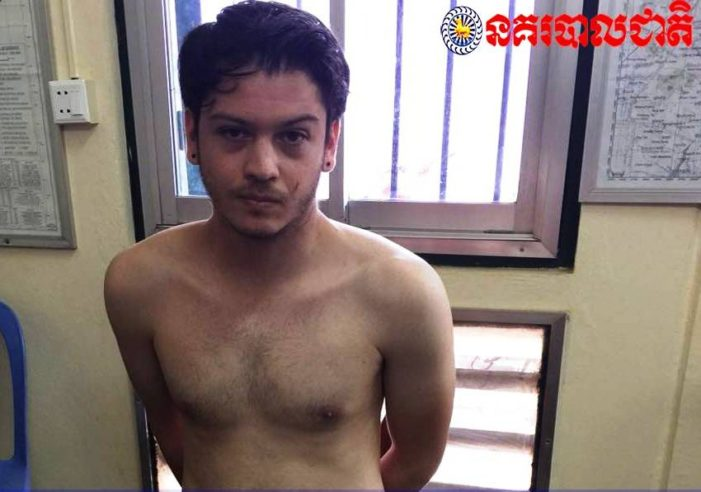 American Shawn Daniel Sanchez Arrested in Cambodia for Murder and Attempted Rape