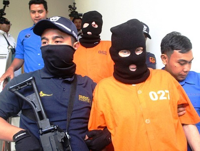 Briton, German Arrested at Bali Airport for Smuggling Drugs