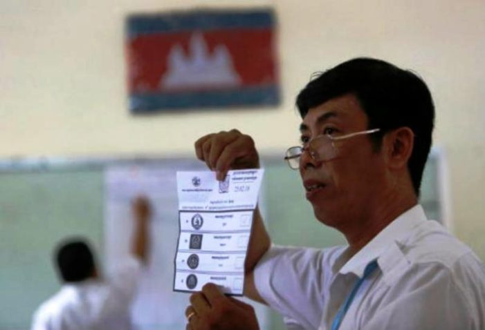 Cambodia Prime Minister Hun Sen's Ruling Party Wins all 58 ...