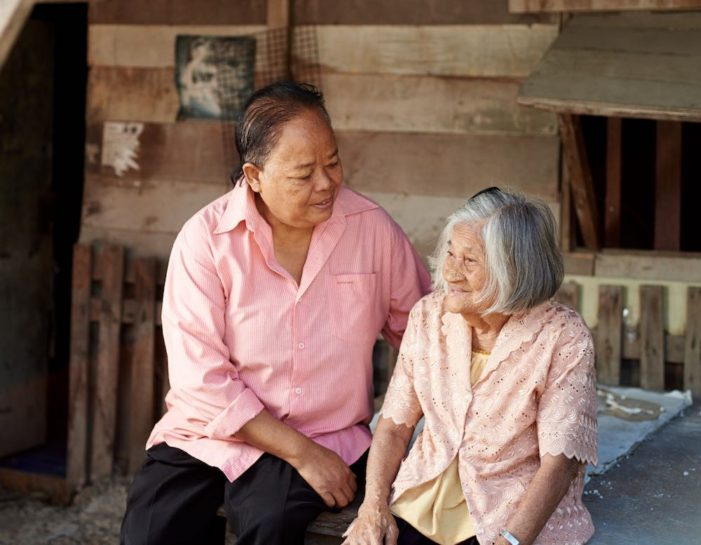 Study Finds Thailand's Elderly at Risk of Abuse, Abandonment and Lack of Care