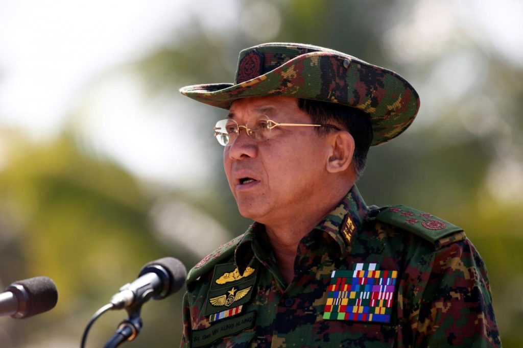Myanmar still not safe for Rohingya to return - United Nations refugee chief