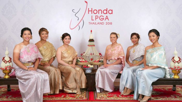 Top Six LPGA Golfers in World Descend on Thailand for Third Event of Year
