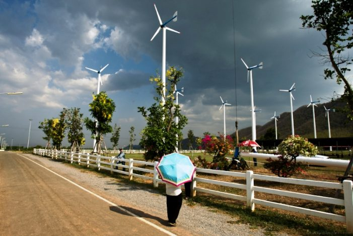 Thailand Is South East Asia's Leader In Renewable Energy