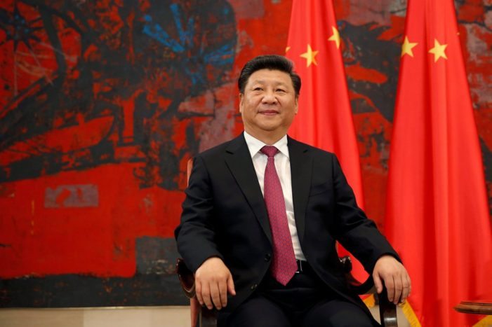 """China's Communist Party Tries Lure Chinese Abroad to Xi Jinping's """"Chinese Dream"""" of National Rejuvenation."""