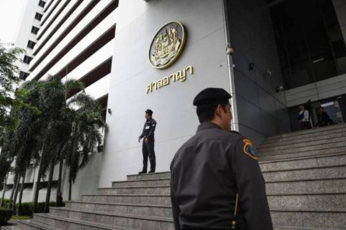 Bangkok Criminal Court Jails Thirty Three People Over Lottery Scam