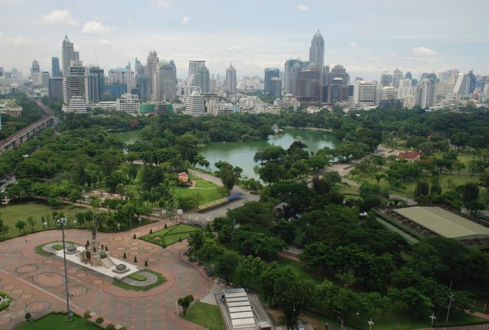 Building for Green Growth in Thailand