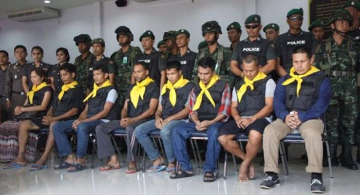 Six Men Sentenced to Death for the Massacre of a Village Headman and his Family in Krabi, Thailand