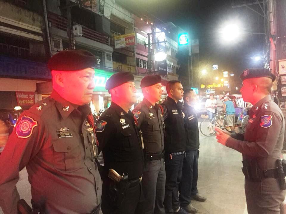 Tourist Police to Step Up Safety Measures During Songkran Holiday