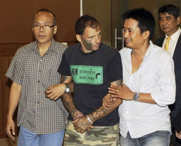 Swiss Man Wanted for Spreading HIV Arrested in Koh Samui, Thailand