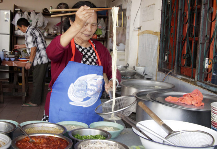 Chiang Rai Village Sets Out to Turn their Home into a Foodie's Paradise