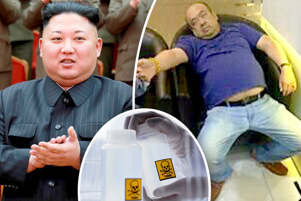 US Confirms North Korea Assassinated Kim Jong Nam with Banned VX Nerve Agent