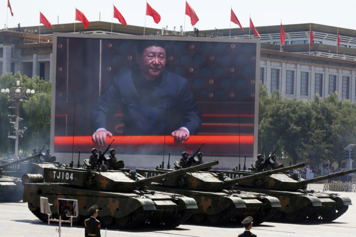 China Accelerates Arms Race as it Beefs Up Defense Spending