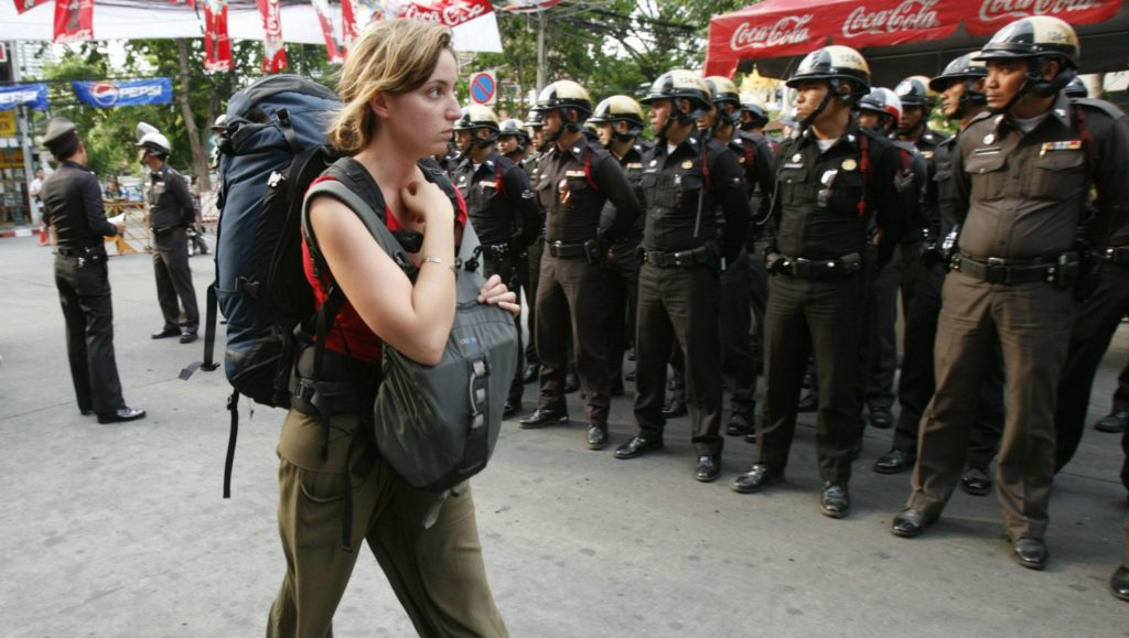 Life and Law in Thailand, Police Inspections – What should you do?
