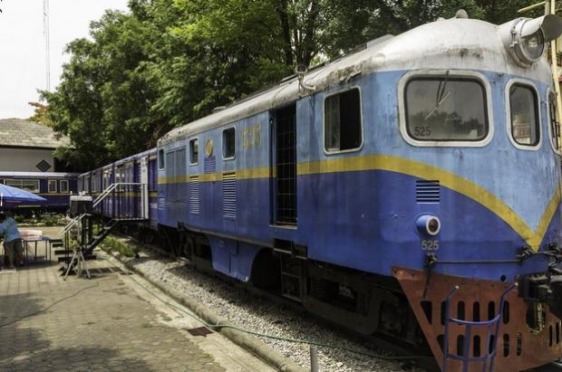 Thailand's Transport Minister Says Authorities Planning Rail Link to Chiang Rai