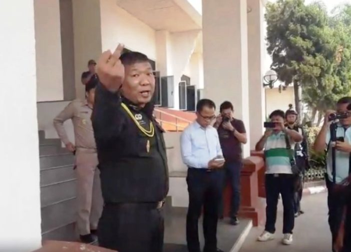 Third Army Colonel Apologizes for Fingering Activists in Northern Thailand