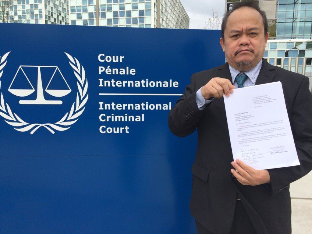 International Criminal Court urges Philippines not to quit, following President Duterte's announcement