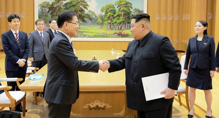 North and South Korea Leaders Set Bold Goals After Historical Summit