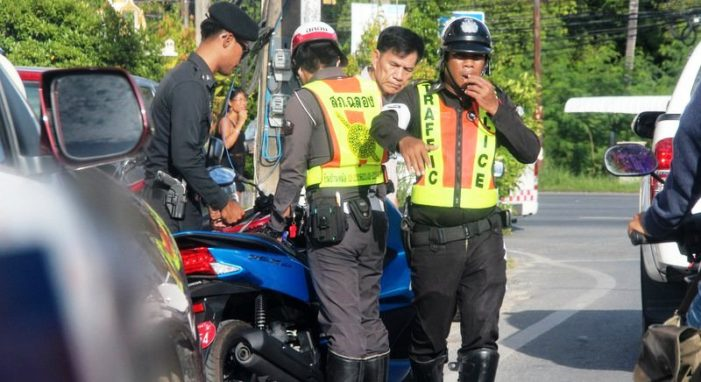 Tougher Measures Planned to Curb Songkran Road Carnage