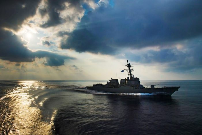 Thai and US Navy Commence Guardian Sea Anti-Submarine Exercise