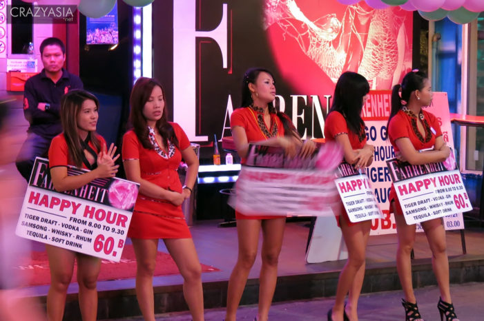 Thai Authorities to Crackdown on Sex Tour Companies and Websites
