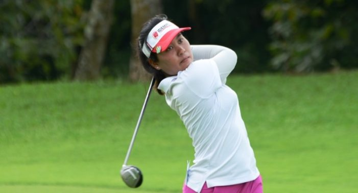 Thailand's Saraporn Chamchoi Leads Thai LPGA Charge in China