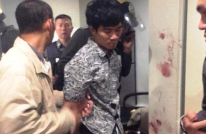 Bangkok Man Who Tortures his Girlfriend Live on Facebook Charge of Attempted Murder